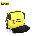 Nikon Design DSLR Camera and Lens Toploader Bag 0922-Yellow