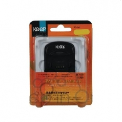 KEEP DESKTOP AND CAR  CHARGER FOR PANASONIC  S-006