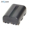 Proocam Sony NP-FM500H FM500H Battery for Sony Alpha A850, A900, A77, A99 Camera