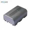 Proocam Sony NP-FM50 compatible Battery for Sony DSC-F707, F717, S30, MVC-CD250