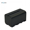 Viloso Sony NP-F770 770 Compatible Battery for Sony DCRVX2100, HDRFX1, HDRFX7