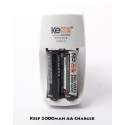 Keep Charger AA 2000mah Battery Standard EP1818 ( 2pcs ) for Digital Camera