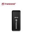 Transcend TS-RDF5K USB3.0  Memory Card Reader (Black)