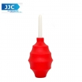 JJC CL-B9 Red Rubber Air Blower Pump Dust Cleaner For Camera CMOS Lens Keyboard Laptop