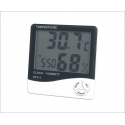Pro High Quality Digital Hygrometer , Thermometer with Clock