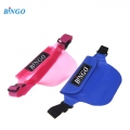 Bingo WP-032 waist pouch waterproof bag men women messenger bags belt -Small Size (Pink)