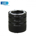 JJC AET-NS 12/20/36mm Auto Focus AF Macro Extension Tube Set for Nikon DSLR Camera