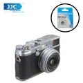 JJC SRB-C11GR Gray Metal Soft release button finger touch for Sony Leica Fujifilm X10 X20 X30 X100T X100