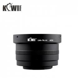 Kiwifotos LMA-TM_N1 T Mount Lens Adapter For Nikon 1 Digital cameras