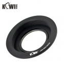 KIWIFOTOS Zeiss Pentax M42 Lens To Nikon Camera Body Mount Adapter ( LMA-M42_NK(O)