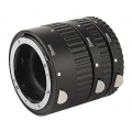 Meike 3 Ring Auto Focus Extension Tube for Nikon (Original)
