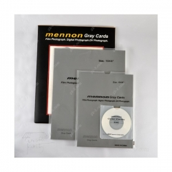 Mennon 18% Gray Grey Cards