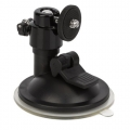 Mini Camera Suction Mount Tripod Holder Car Wind Screen