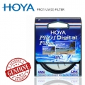 HOYA PRO1 Digital 62mm UV(o) Filter (Genuine Hoya Malaysia)*