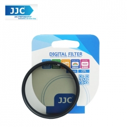 JJC F-CPL49 CPL Circular Polarizer Filter Ultra Slim 49mm for Camera DSLR Lens