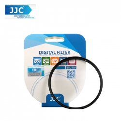 JJC A+ F-MCUV62 Multi-coated MC UV Ultra Slim Lens Filter 62mm for Camera DSLR Lens (Japan AGC Glass)