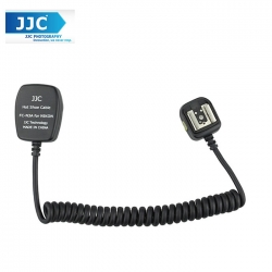JJC FC-N3A TTL Off-Camera Shoe Cord for Nikon Speedlites SB-910 900 800 600