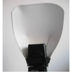 Smart Leather Universal Flash Bounce Reflector Diffuser