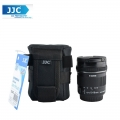 JJC DLP1 XS weather-resistant nylon Deluxe Pouch Lens Case for DSLR Lens (125mm)