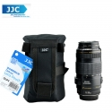 JJC DLP4 weather-resistant nylon Deluxe Pouch Lens Case for camera DSLR Lens (190mm) DLP-4