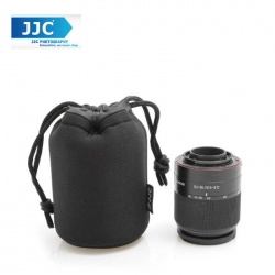 JJC JN-21 Protective Water-Resistent Pouch Bag for Standard Camera Lens (85 X 120mm) JN21