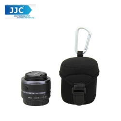 JJC JN-M Lens Case Bag Pouch for Camera Lens (68 X 62mm)