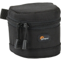 Lowepro Lens Case 8 x 6 cm ( Black) for DSLR Camera Lens