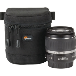 Lowepro Lens Case 9 x 9 cm ( Black) for DSLR Camera Lens