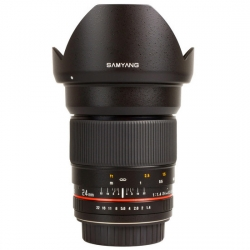 Samyang 24mm F/1.4 ED AS UMC Lens (Canon Mount)