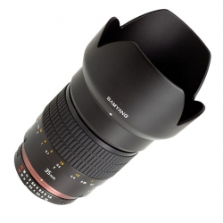 Samyang 35mm f/1.4 AS UMC Auto Exposure Lens (Nikon F Mount)