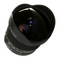 Samyang 8mm f/3.5 Aspherical IF MC Fish-eye (Nikon Mount)