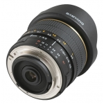 Samyang 8mm f/3.5 Aspherical IF MC Fish-eye (Canon EOS Mount)
