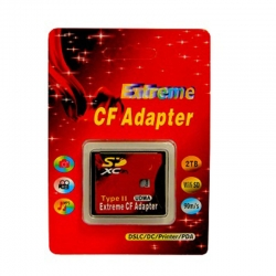 Extreme SD Memory card to UDMA CF card adapter High Speed support wifi sd card