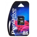 PenDrive Flash Memory Card SDHC 8GB (Class 10 Speed) 5 Year Warranty