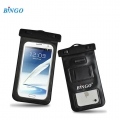 Bingo 5.5 inch Mobile Waterproof Case WP-55BK -Black