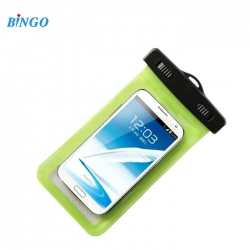Bingo 5.5 inch Mobile Waterproof Case WP-55GR -Green