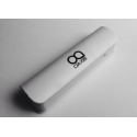 Oaxis Xtus 8-2600 Mobile Powerbank 2600Mah - White (Original)