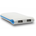 Oaxis Xtus E50 Mobile Powerbank E50 5000Mah - White Blue (Original)