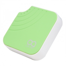 Oaxis Xtus Mobile Powerbank P4 4000Mah - Limited Edition Green (Original)