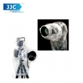 JJC RI-4C Camera Rain Cover Rain Proof Dust Protector Flash ,DSLR Camera and Lens (2pcs Set)