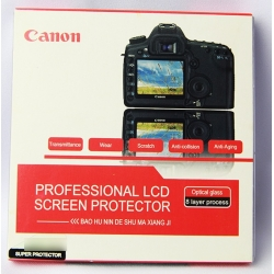 PROOTECH LCD Optical Glass Screen Protector for Canon EOS 7D