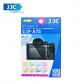 JJC GSP-A7II Tempered Toughened Optical Glass Camera Screen Protector 9H Hardness For Sony A7 R S II