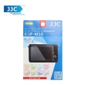 JJC GSP-M10 Tempered Optical Glass Camera 9H Screen Protector For Canon EOS M10 M3