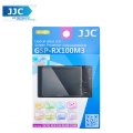 JJC GSP-RX100M3 Tempered Optical Glass Camera Screen Protector For Sony RX100 M3