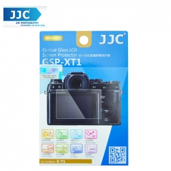 JJC GSP-XT1 Tempered Optical Glass Camera Screen Protector For Fujifilm X-T1