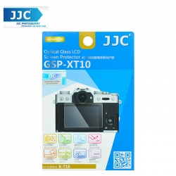 JJC GSP-XT10 Tempered Optical Glass Camera Screen Protector For Fujifilm X-T10
