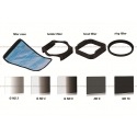 P-Color ND Square Filter Set (Similar to Cokin P-series Filter)