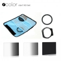 P-Color Start Photo GND4 GND8 ND16 Square Filter Set (Similar to Cokin P-series Filter)