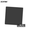 Zomei ND16 Neutral Density Gray Square Filter (Fit for Cokin Holder)