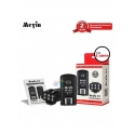 Meyin RF-624 200m High Sync speed Wireless Trigger (Canon E-TTL function ) -2YR Warranty